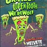 Dr.Hell, Lupen Tooth, We're Wolf