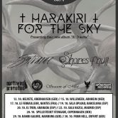 Harakiri for the Sky, Sylvaine, Shores of Null