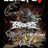 Ingested, Condemned, Cytotoxin, Carnophage