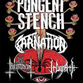 Schirenc plays Pungent Stench + Carnation + Theotoxin