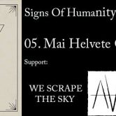 Signs Of Humanity + We Scrap the Sky + Avalanche + The Ocean Screams