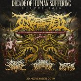 Blast a Palooza Vol. 3 – Decade of Human Suffering – Oberhausen